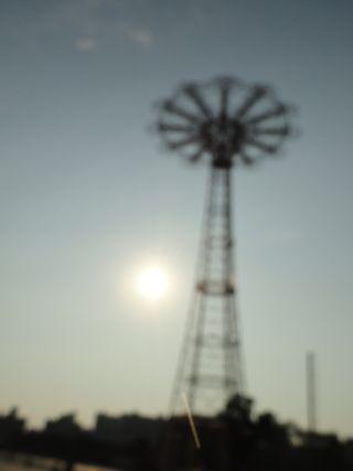 World's Fair Parachute Ride, Coney Island, NY