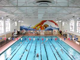 Aquatic Center at the Presidio YMCA